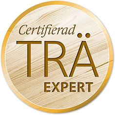 Certifierad Träexpert